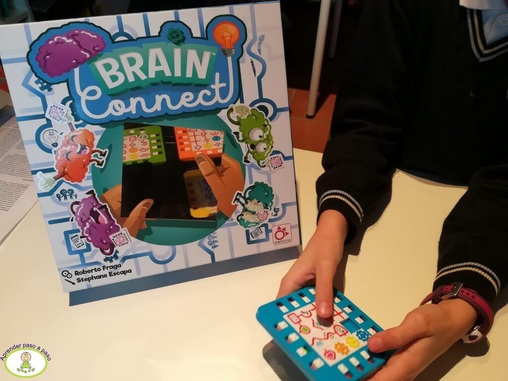 ADaptación a terapia de psicología del juego de mesa Brain Connect