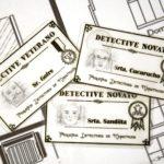 Carné Pequeños Detectives de Monstruos