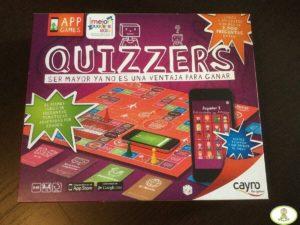 Quizzers caja logo