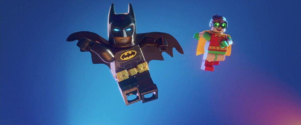 Batman y Robin de LEGO