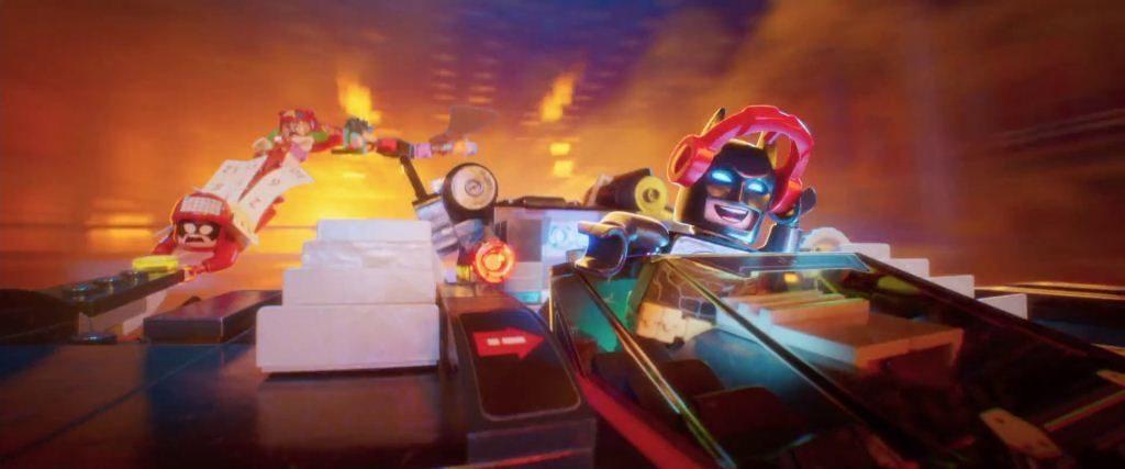 espectáculo BATMAN La Lego película para niños edad recomendada