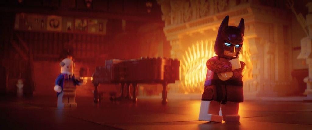 Bruce Wayne y Alfred de LEGO para niños