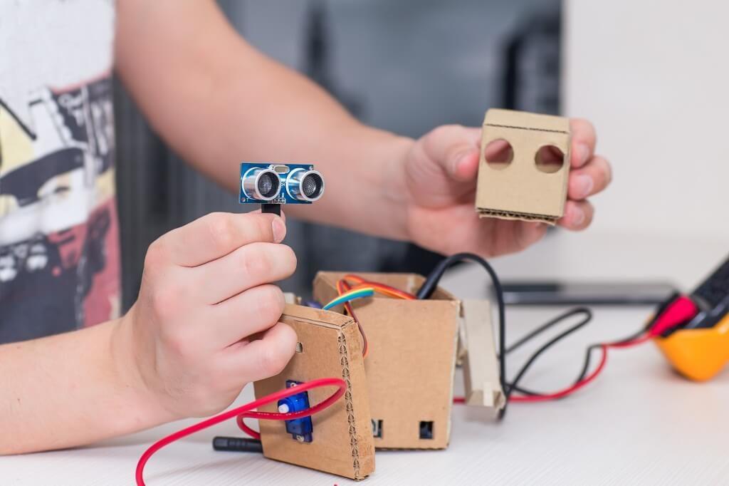 Introducción a la Robótica para niños