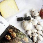 champiñones rellenos ingredientes