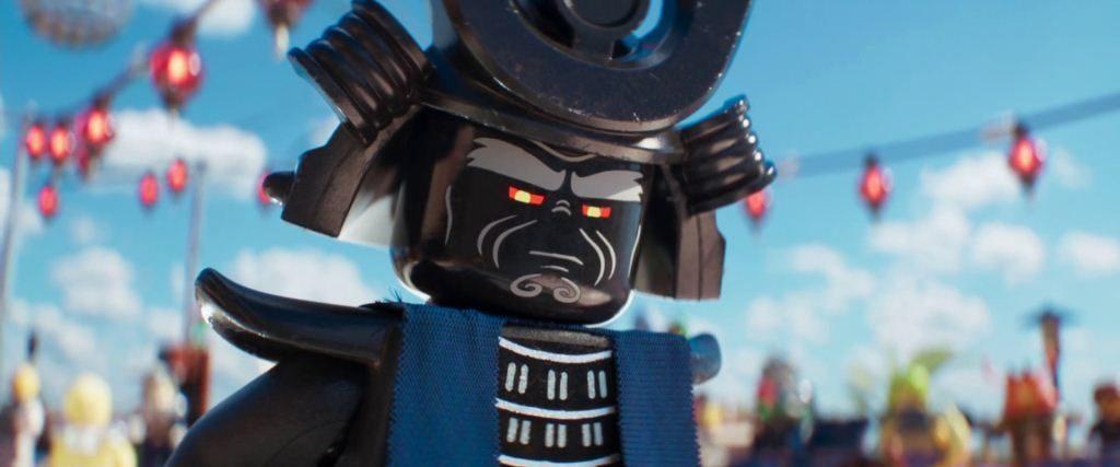 Señor de la guerra Garmadon Lego Ninjago película