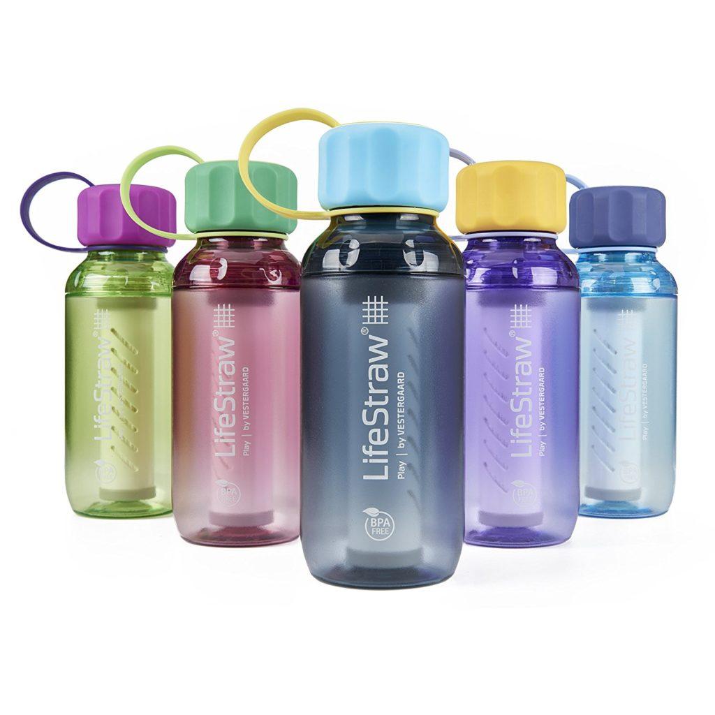 Lifestraw potabilizadora agua niños