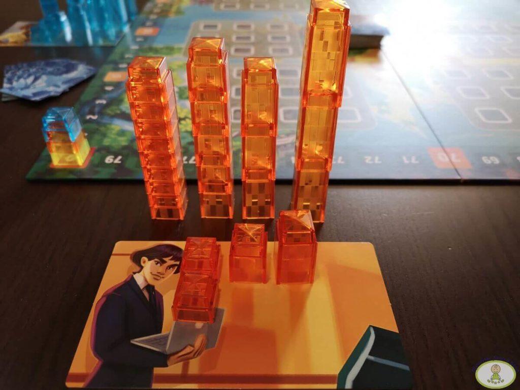 Preparación y selección de bloques para 4 jugadores