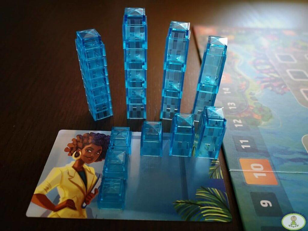 Preparación y selección de bloques para 3 jugadores