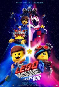 cartel La LEGO PElícula 2