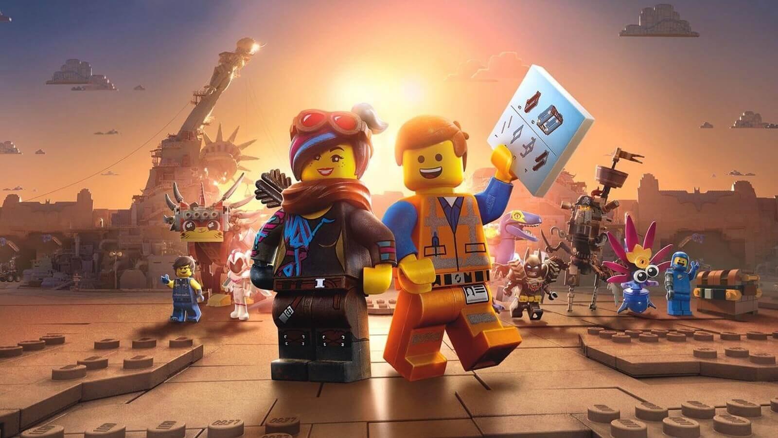 promocion videojuego La LEgo Película 2