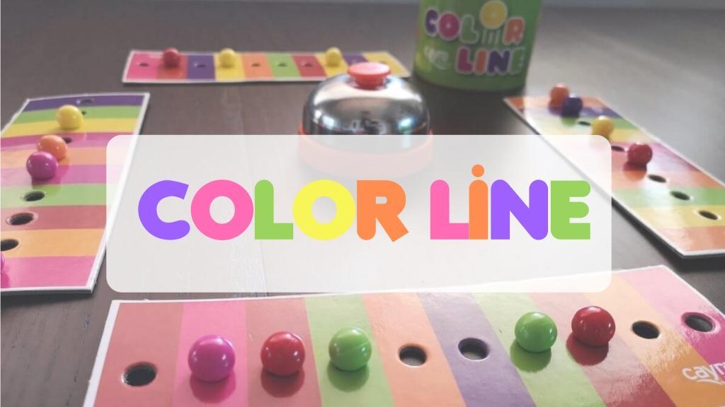 reseña cómo se juega Color Line Cayro p