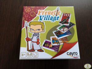 Frenetic Village portada caja cuadrada pequeña