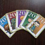 Frenetic Village 9 cinco cartas con el mismo valor