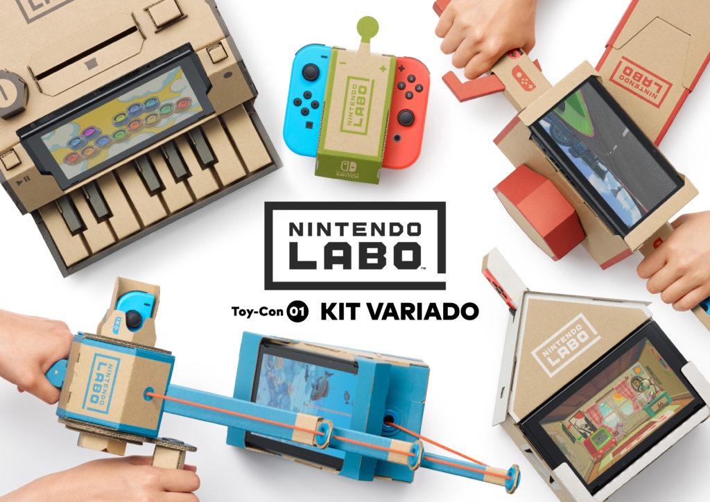 Kit Variado ToyCon1