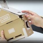Nintendo Labo casa cartón roto 1