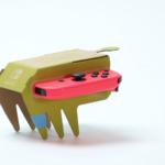 Nintendo Labo patita cartón roto 3