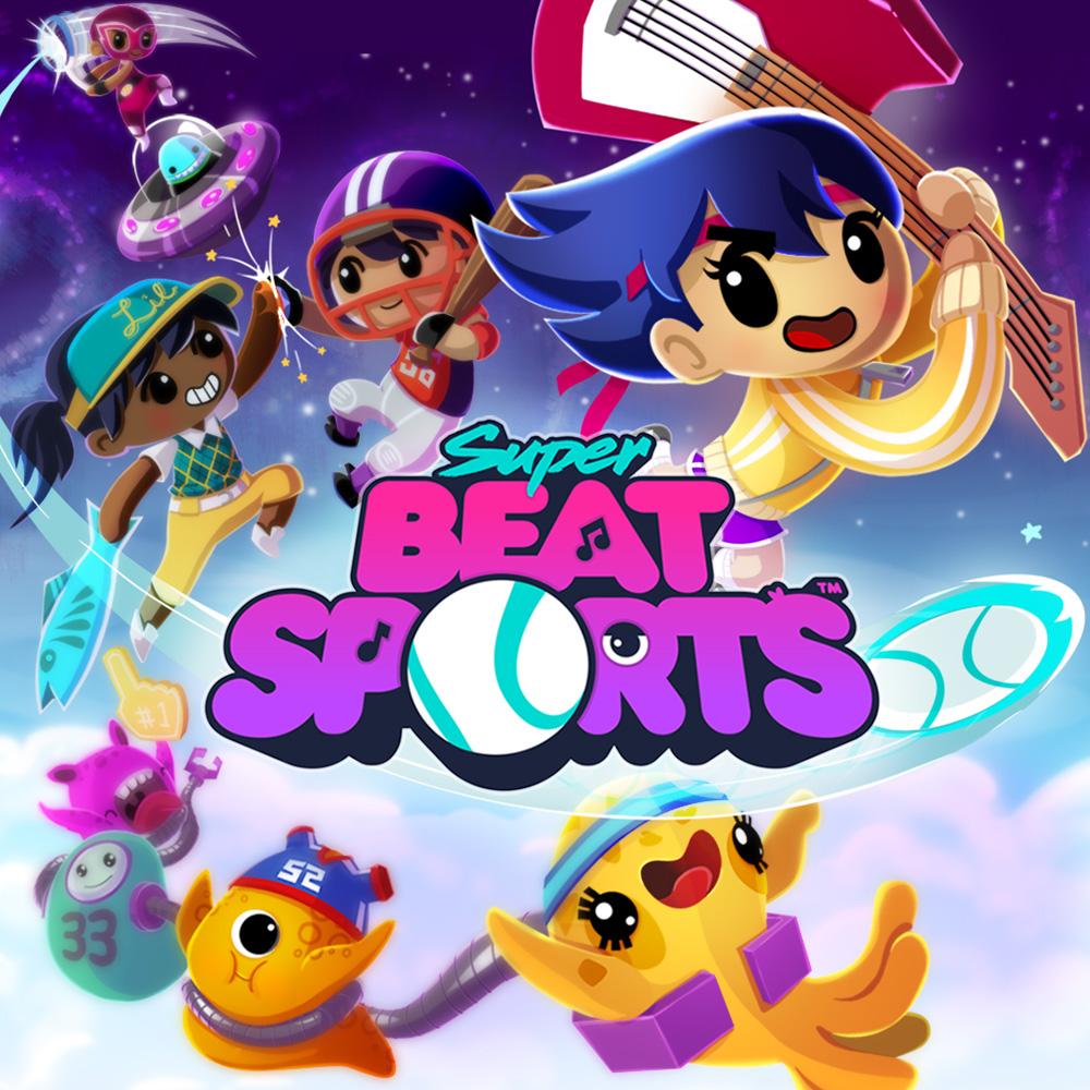 Super Beat Sports Nintendo Switch niños