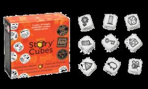 juego de mesa para lengua Story Cubes