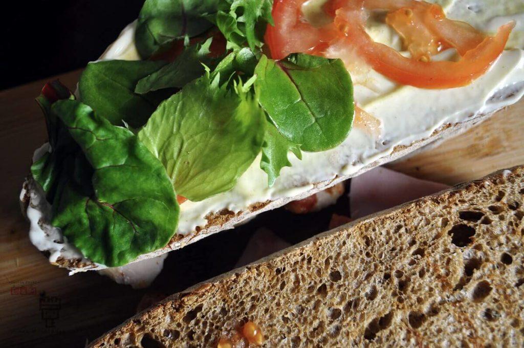 receta cómo se hace sándwich club