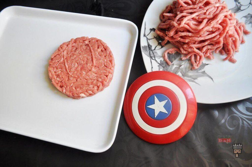 Obtengo una hamburguesa perfecta