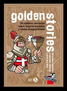 Golden Stories juego de mesa Lengua