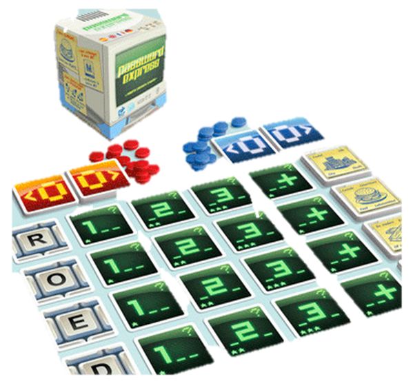 Competencias y juegos de mesa para la asignatura de lengua