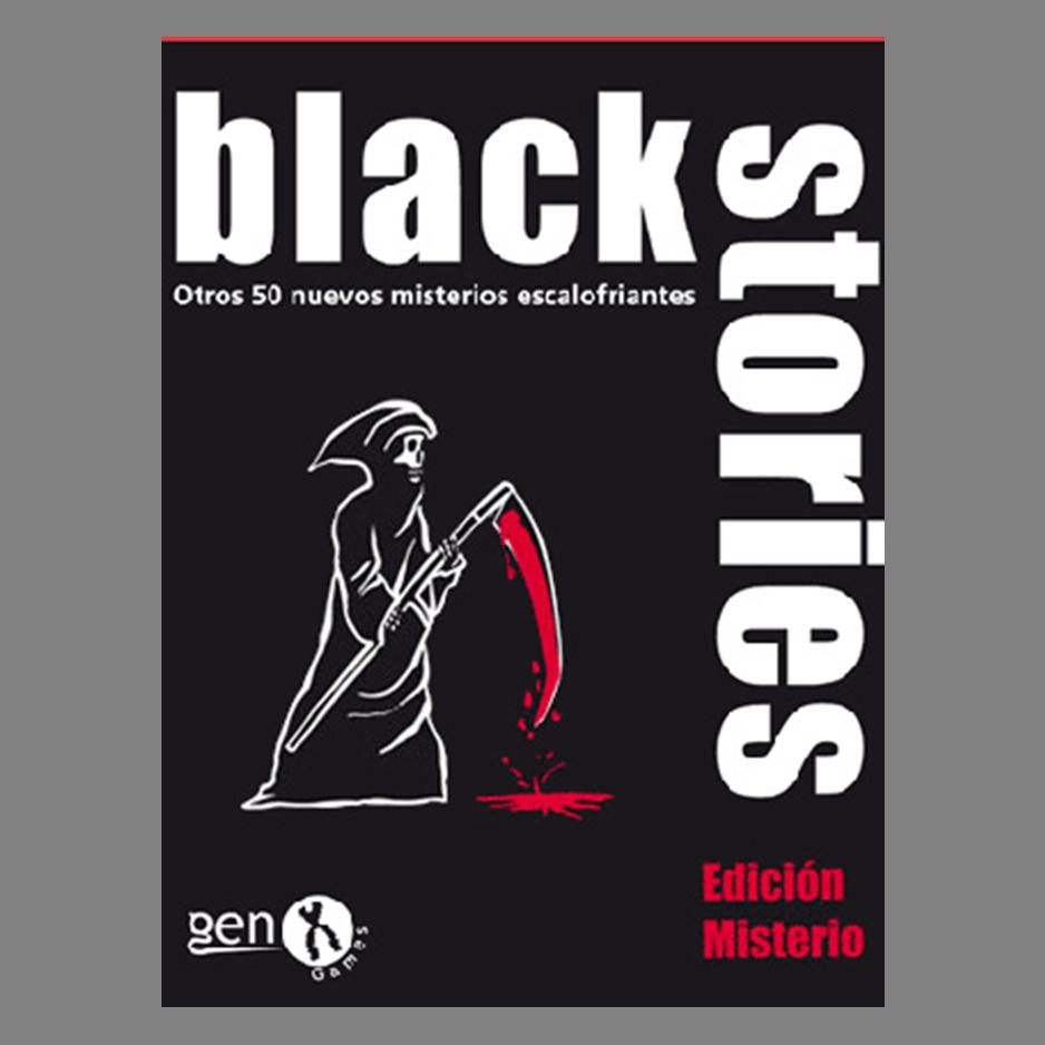 Black Stories juegos para inglés