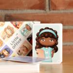 juego de mesa y equidad de género Little Office