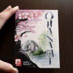 portada caja juego de mesa Ohanami pequeño