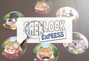 PORTADA reseña cómo se juega al juego de mesa Sherlock Express de Mercurio