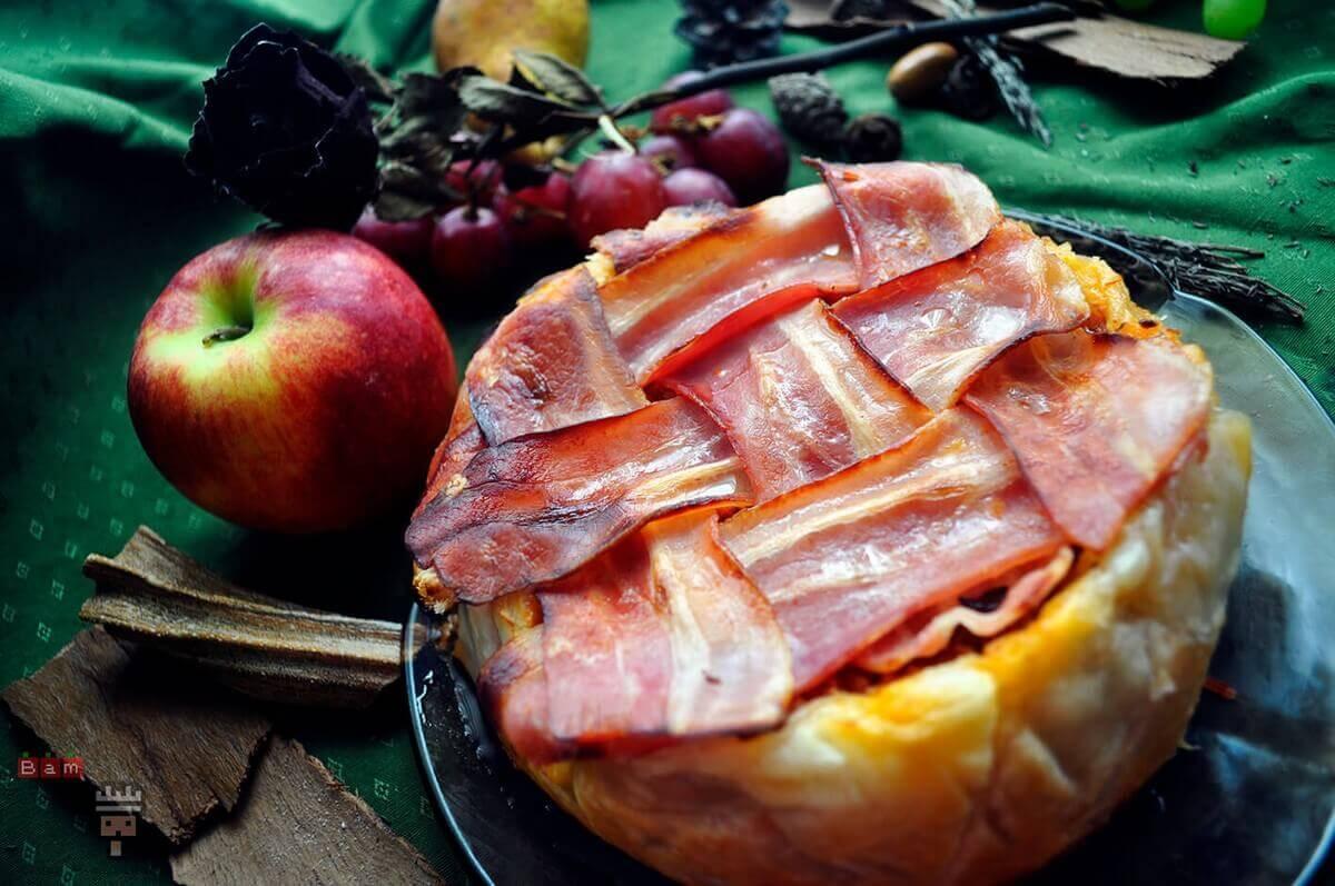recetas de Juego de Tronos pastel de carne de Arya Stark