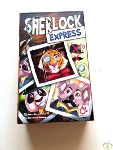 Sherlock Express 1 portada caja