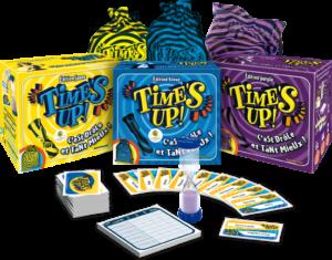 Time's Up juegos de cartas para el aula de inglés