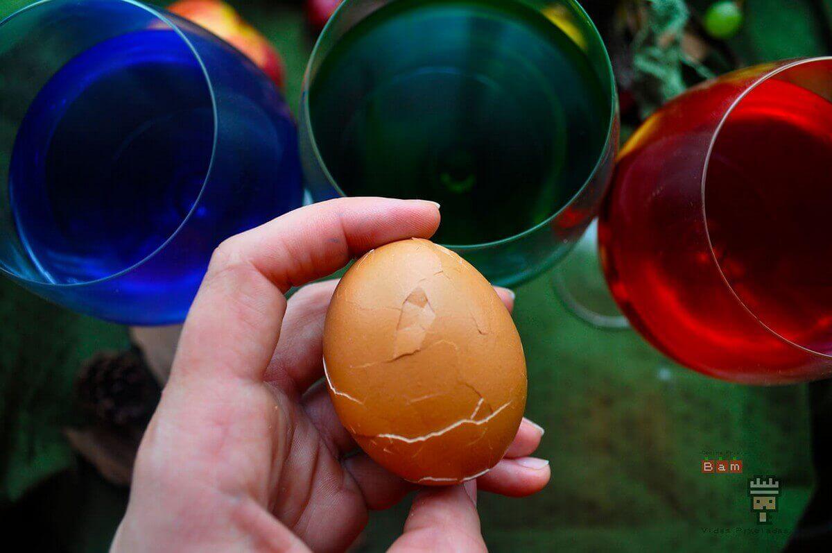 recetas de juego de tronos de huevos de dragón y colorantes