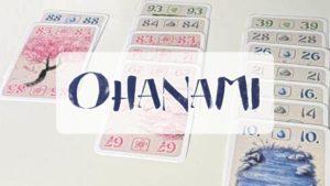 reseña cómo se juega juego de mesa ohanami