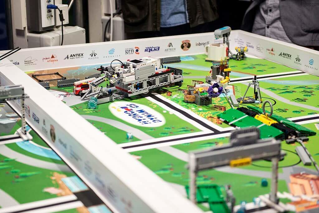 mesa First LEGO League