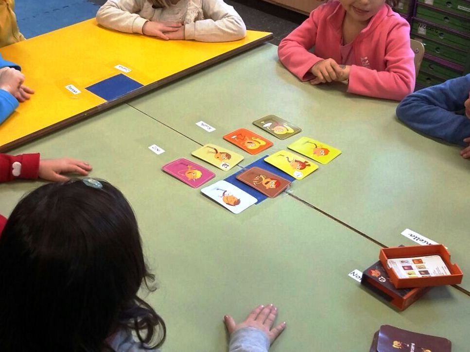 ABJ Clase Juegos para Educación Musical