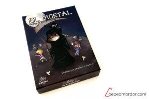 portada del juego El Mortal de Átomo Games