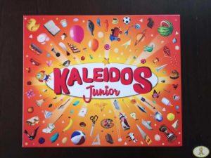 caja juego de mesa Kaleidos junior de Mercurio