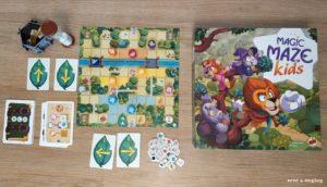 juego de mesa Magic Maze Kids 2 Tomatoes