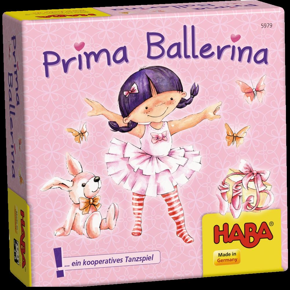 juegos para Educación Física PRIMA BALLERINA