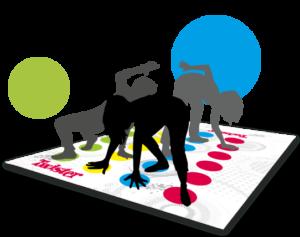 Twister juegos para Educación Física