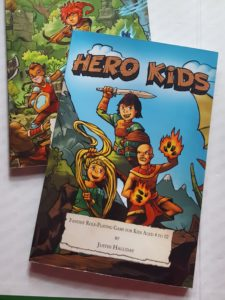 Manual Juego de rol Hero Kids