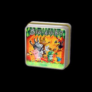juego musical BruHaHa Asmodee