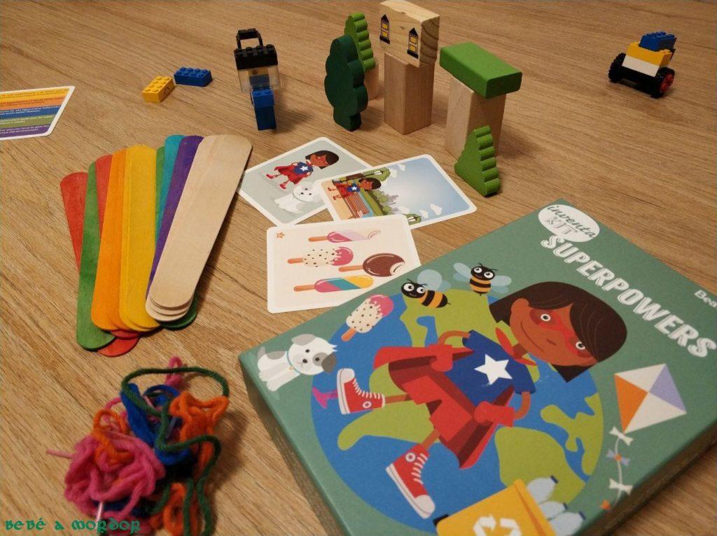 cómo ser más creativo Inventa Kit niños