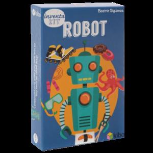 inventa kit Robot Kibo