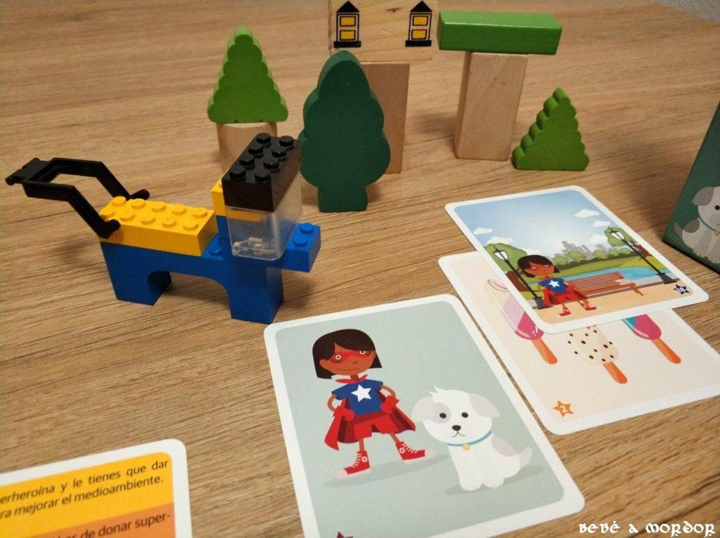 Inventa Kit Superpowers juego medio ambiente creativo niños