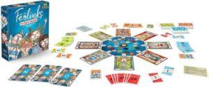 general juego de mesa Feelinks de Mercurio