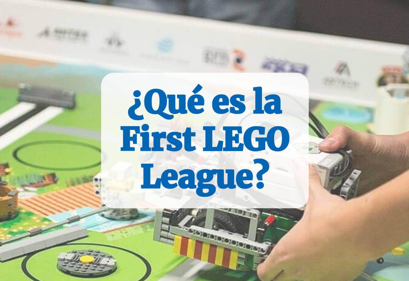 portada First LEGO League