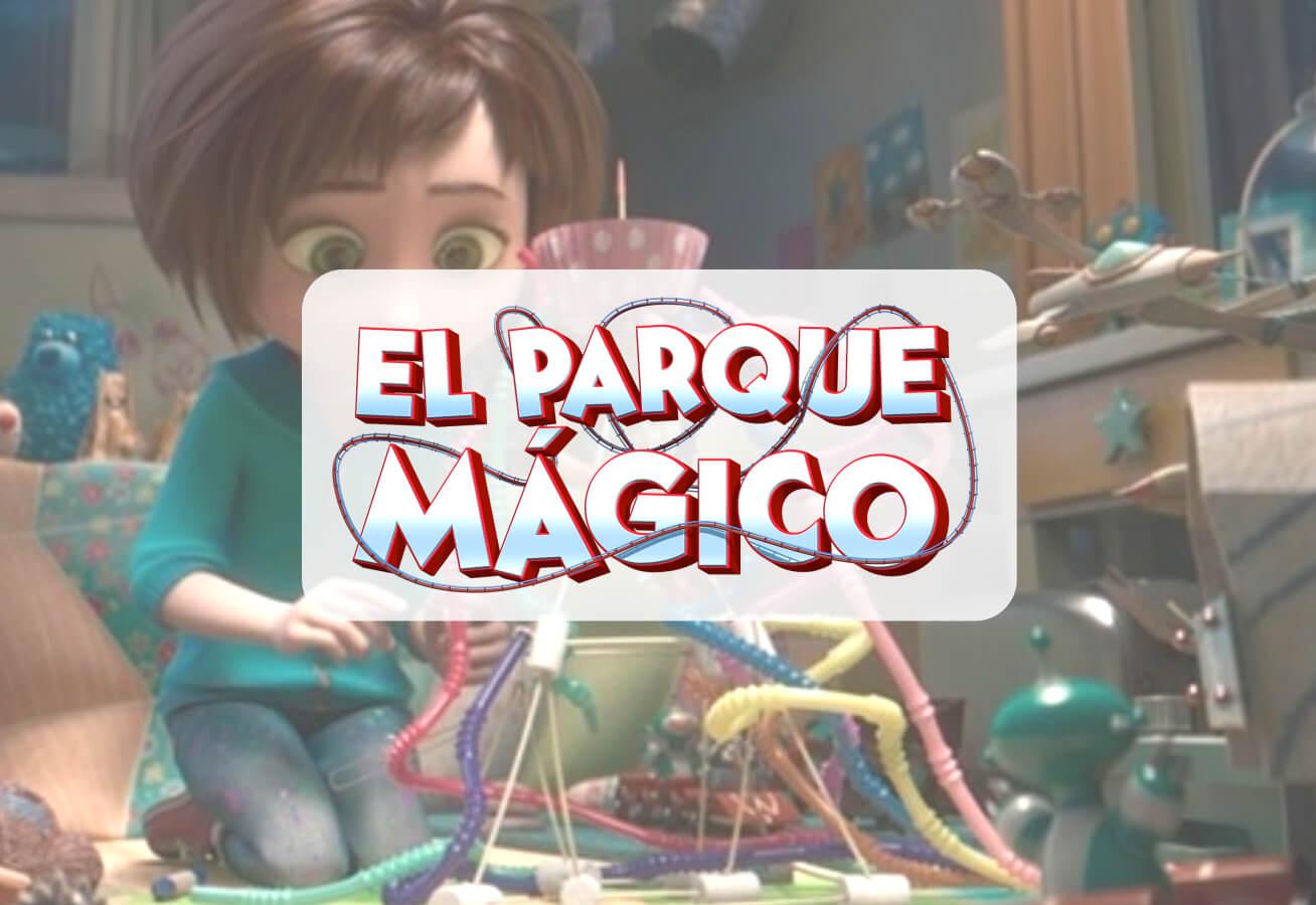 portada reseña película El Parque Mágico 2019